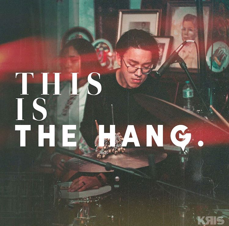 12/21 – The Hang feat Zacchae'us Paul